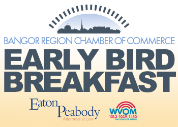 Early Bird Breakfast banner image