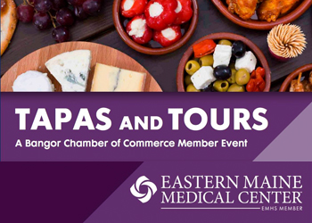 Member Event - Tapas and Tours, EMMC